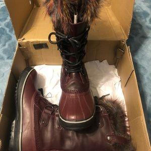 Sorel Joan of Arctic boots NWT